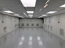 Tiger Optics Cleanroom