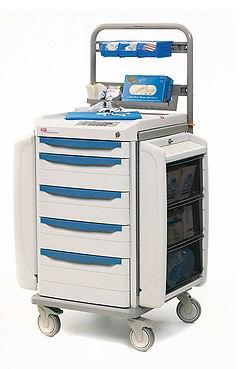 Medical Procedure Cart