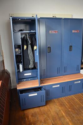 Lehighton Police Locker 2