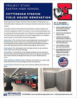 Cottingham Stadium Case Study