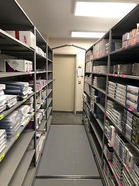LVH-Hazleton Sterile Storage