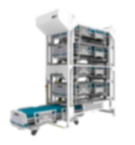 Vidir Vertical Bed Storage