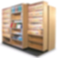 Lateral File Shelving