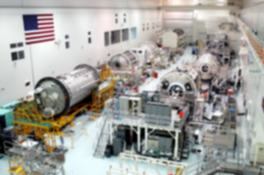 ISS_space_station manufacturing clean ro