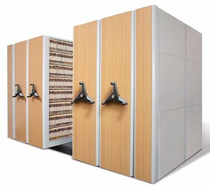 High Density File Storage