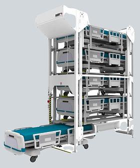 Bedlift Bed Storage