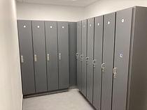 Cottingham Referee Lockers