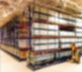 High Density Bulk Storage