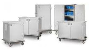 Enclosed Case Carts