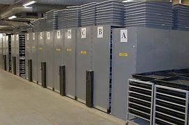 High Density Container Storage