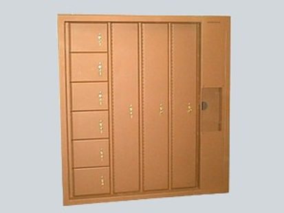 Weapons Lockers and Cabinets