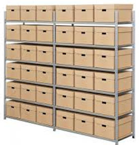 Box File Shelving