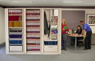 Office File Shelving