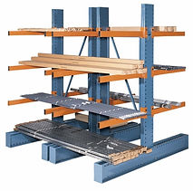 Cantilever Shelving