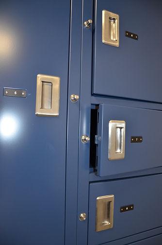 Pass Through Lockers