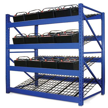 Auto Shelving Storage