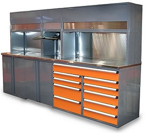 Automotive Service Workstations