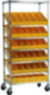 Bin Storack Racks