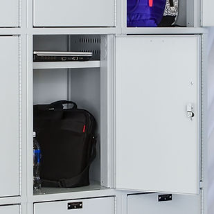 laptop backpack locker