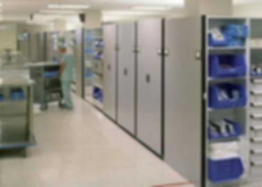 High Density Hospital Storage
