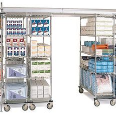 Pharmacy Wire Racks