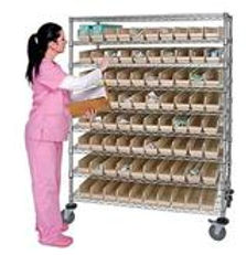 Catheter Bins