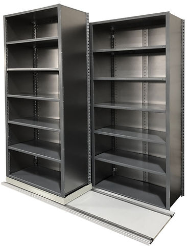 Lateral Movable Shelving
