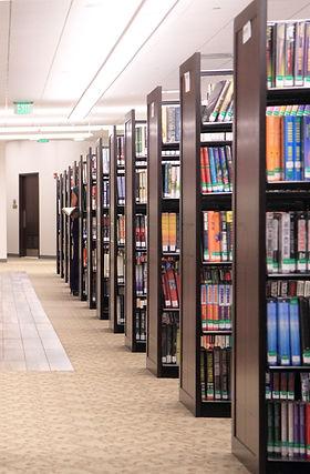 Library Mezzanine