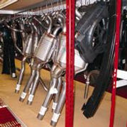 Auto Hanging Parts Storage