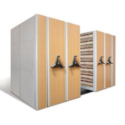 High Density Records Storage