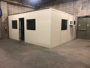 Allentown Parking Authority Modular Offi