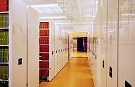 High Density Book Shelving
