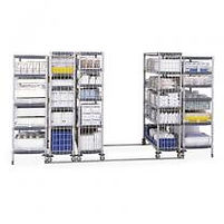Hospital Rack Storage