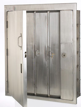High Security Weapons Storage
