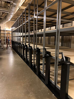 Cotton Bowl Storage