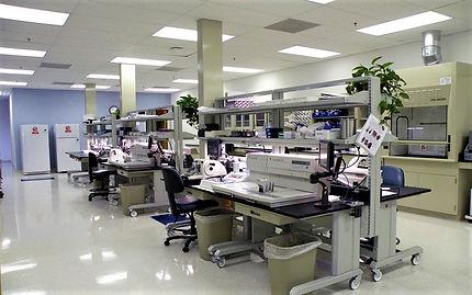 FloridaCancerSpecialist Lab Designs