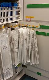 Catheter Cabinets