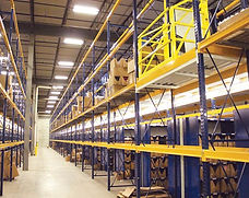 Industrial Racking and Shelving