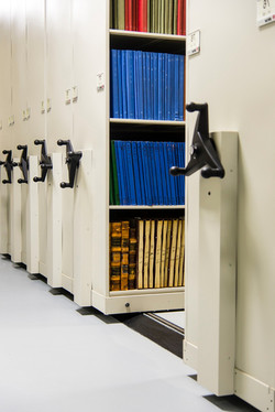 High Density Archive Storage