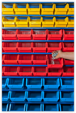 Bins and Containers