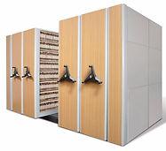 High Density File Shelving