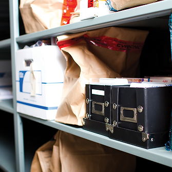 Property and Evidence Storage