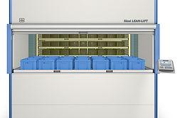 Vertical Sterile Storage