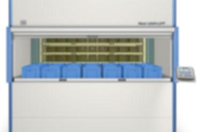 Automated Hospital Sterile Storage