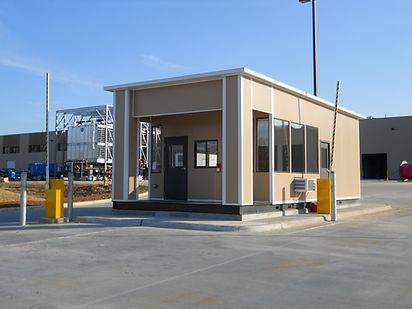 Modular Guard Booth