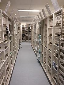 High Density OR Storage