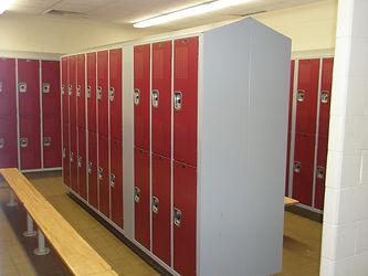 Hallowell Athletic Lockers