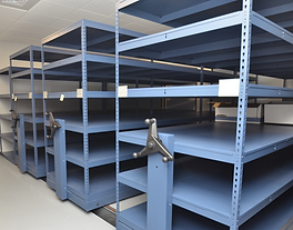 EPD Property and Evidence Shelving