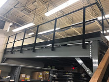 Star GMC Parts Mezzanine