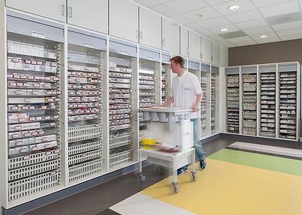Pharmacy Storge